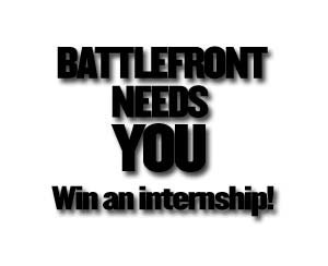 Become our intern!