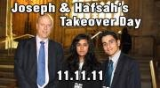 Joseph & Hafsah's Takeover Day